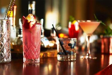 Darbaar launches Lotus, a new bar in The City featuring Indian-inspired drinks