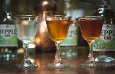 Hawksmoor bring back the three martini lunch