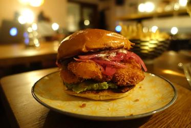 Test Driving Hopscotch - a great drinking and dining den in Brick Lane