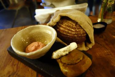Rounding up the best butter in London's restaurants