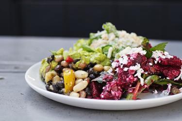 Food Store brings healthy deli fare to go in Leicester Square