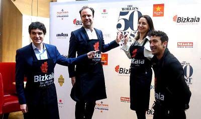 World's 50 Best Restaurants awards will take place in Bilbao