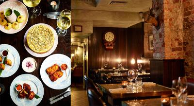 Noble Rot is teaming up with Gymkhana for a special dinner and more