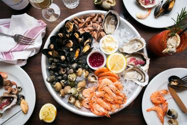 Wright Brothers brings seafood to Battersea Power Station