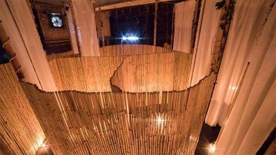 Test Driving London's first naked restaurant - The Bunyadi