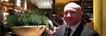 Five minutes with Bistro du Vin's Master Sommelier Ronan Sayburn