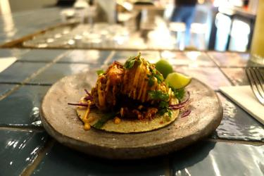 Test Driving Breddos - top tacos and Mezcal in Clerkenwell