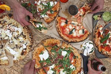 Made of Dough gets a permanent pizzeria in Peckham