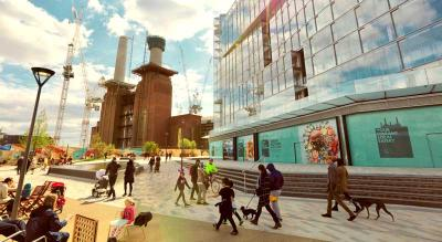 Francesco Mazzei is opening Fiume - a riverside restaurant at Battersea Power Station
