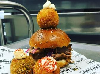 Nanny Bill's at The Shop in brings mac and cheese croquettes, burgers and more to Kensal Rise