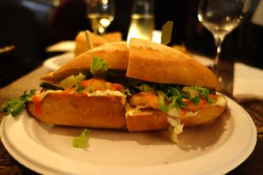 Residency report: Division 194's New Orleans sarnies with a British spin