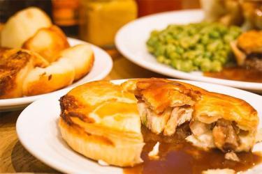 Piebury Corner is opening a pie deli in King's Cross