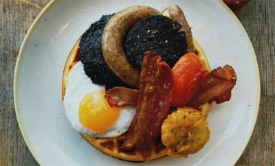 London breakfasts - where to eat breakfast in London for a week