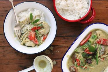 Saiphin's Thai Kitchen in London Fields is the newest project from Rosa's duo