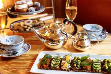 Aquavit launches a Nordic afternoon tea in St James