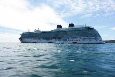 Setting sail on Britannia - a culinary tour around the Bay of Biscay