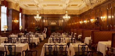 Simpson's-in-the-Strand to re-open after a big refurbishment