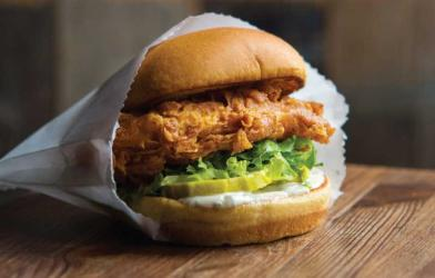 The Chick'n Shack is coming to London