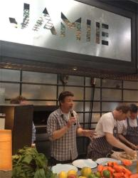My Hot Dinners - Jamie Oliver picks his favourite restaurants in London