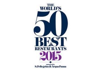 The World's 50 Best Restaurants 2015 - the full list
