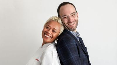 Monica Galetti is opening Mere restaurant on Charlotte Street