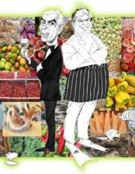 Ex Novikov chef opens Ballaro Sicilian restaurant on Haverstock Hill