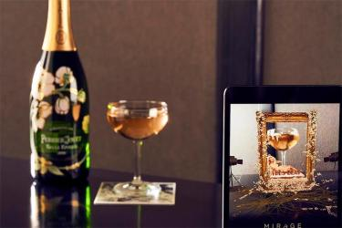 Jason Atherton's City Social pioneers world's first augmented reality cocktail menu