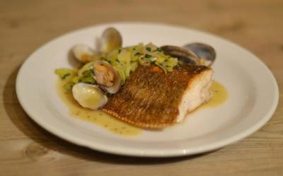 Summers is coming to Kilburn from ex St John chef Ruairidh Summers