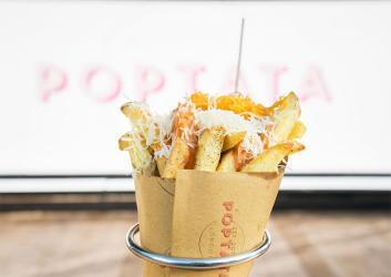 Shoreditch Boxpark adds new restaurants, including vegan kebabs
