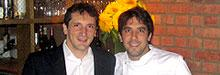 From Tuscany to Tinello – talking to Max and Federico Sali