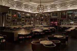 Most eye-popping dining room: Berners Tavern