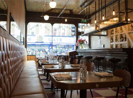 Bush Hall Dining Rooms – bringing British food to the heart of Shepherd's Bush
