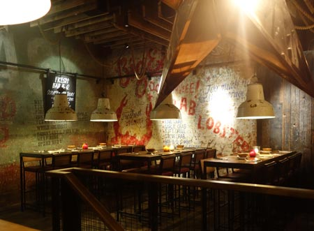Great value BBQ in Covent Garden - we Test Drive Big Easy