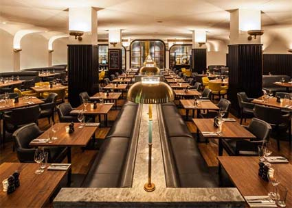 Bringing steak west - we Test Drive Hawksmoor Knightsbridge