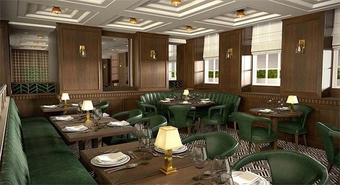 Shaun Rankin to open in two Mayfair venues at Flemings Mayfair and 12 Hay Hill