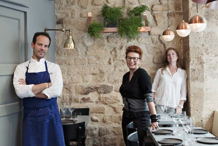 Paris restaurant Frenchie comes to London, setting up in Covent Garden