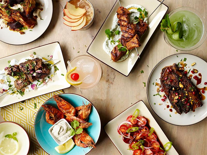 Ceru Levantine restaurant goes permanent in South Kensington