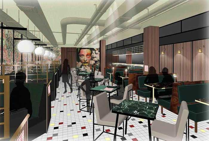 School of Wok's Jeremy Pang is opening Cha Chaan Teng in Holborn