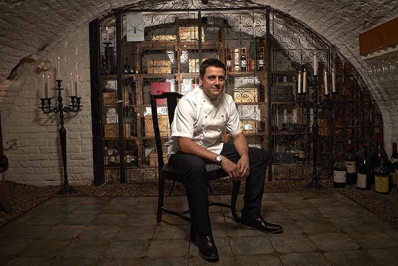 James Durrant brings upmarket British dining to St James with The Game Bird