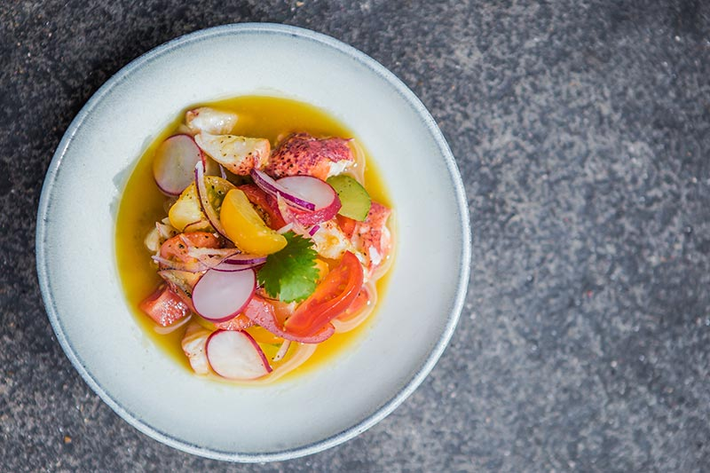 Monmouth Kitchen brings a mix of Peruvian and the Med to Covent Garden