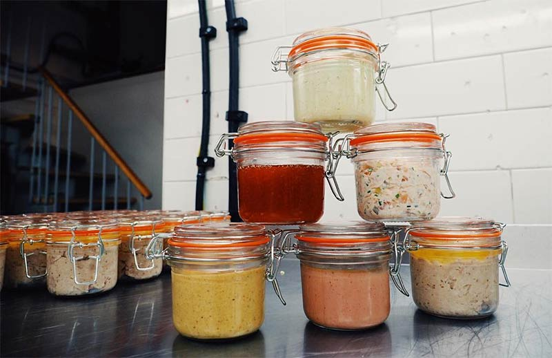 Bean & Wheat brings 'no waste' salads, snacks and more to Liverpool Street