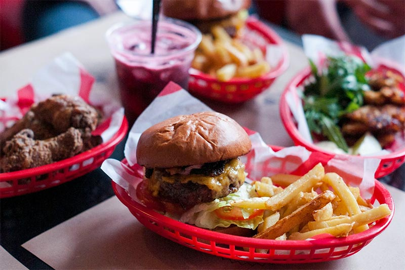 Boom Burger returns to Notting Hill with a new menu