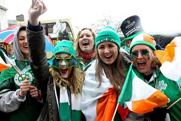 Your guide to London food and drink for St Patrick's Day
