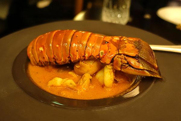 Test Driving Jamavar - high-end Indian cuisine in Mayfair