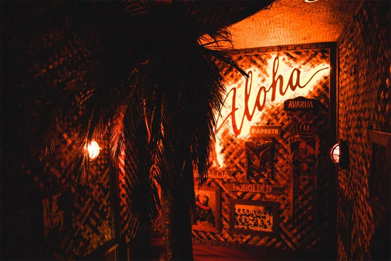 Mahiki Kensington's South Sea restaurant Pufferfish looks to reel in the A-listers?