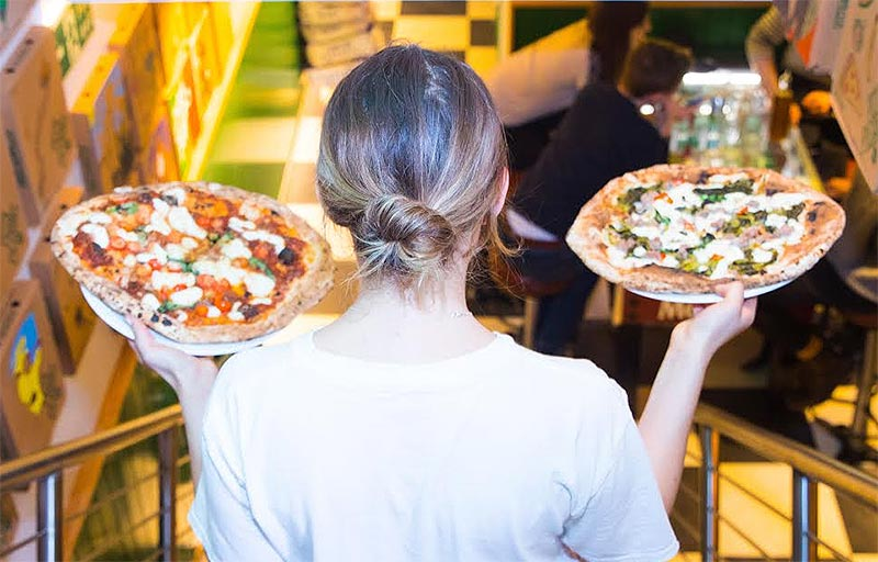 Pizza Pilgrims are coming to West India Quay