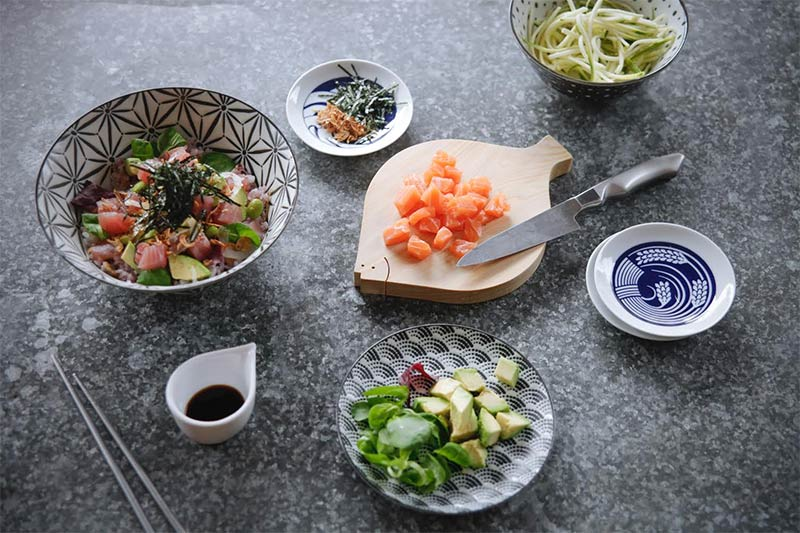 Tombo opens their third poké restaurant in Fitzrovia