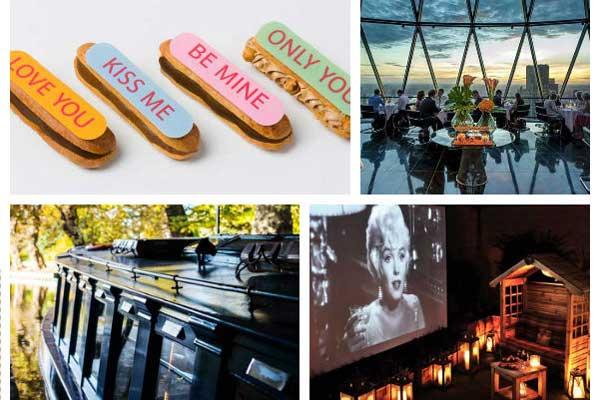 The best London restaurants for Valentine's Day