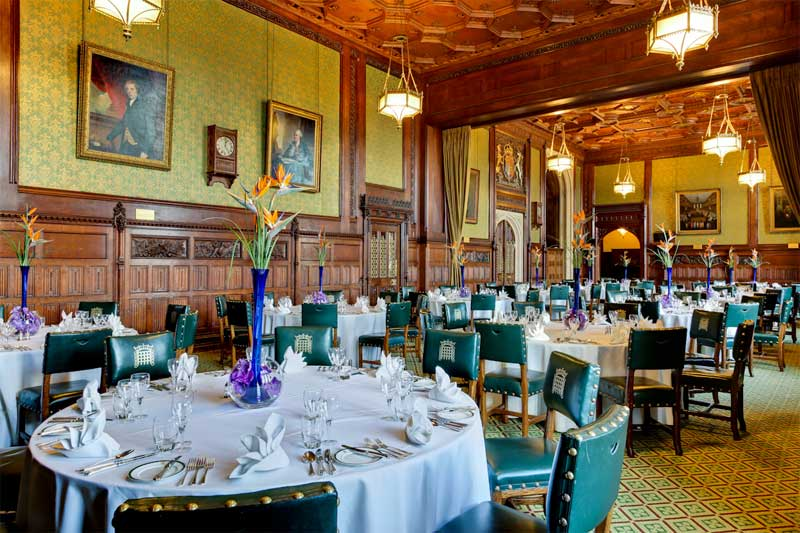 House Of Commons Members Dining Room Pop Up Returns