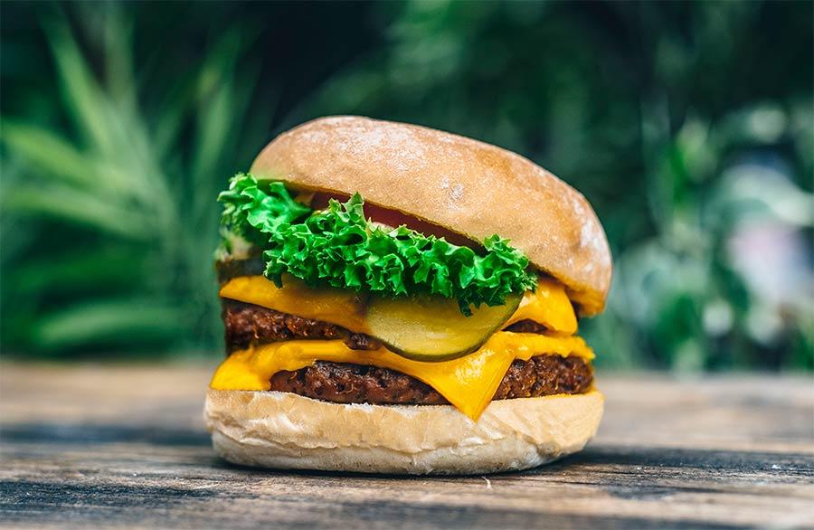 Lewis Hamilton launches plant-based burger chain
